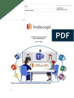 Instructivo de uso de la plataforma Teams (1) (1) (1)