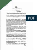 Resolución 4074 de 17 de Septiembre de 2020