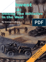 Northwest Africa Seizing the Initiative in the West
