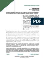 CFE renegocia contratos de gasoductos; ASF le realiza auditoría