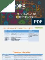 programas de intervención 2
