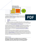 Analisis de sistemas de informacion