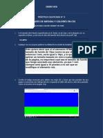 Semana 7 - Unidades de medida y colores