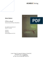 """Press Release """"Mohrenkopf"""" von Bärbel Rädisch"""