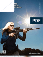 2010 Sabre Defence Catalog