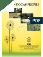 Community Based Biogas Consultation Srilanka
