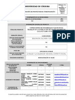 FORMATO FINV 011 avance proyecto entrega final