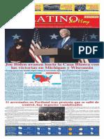 El Latino de Hoy Weekly Newspaper of Oregon   11-04-2020
