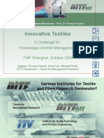 2009-10-23~25 Innovative Textiles_PPA_ITMF Shanghai
