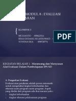 PPT IPS DI SD PDGK 4106 MODUL 8