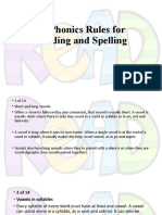 14 Phonics Rules for Reading and Spelling.pptx