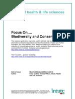 biodiversitya