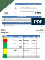 Registro das Partes Interessadas - CaptacaoRecursos