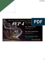 Master CCA agadir 2019-2020 #EP 4