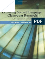 Exploring Second Language Classroom Research.pdf