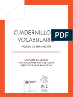 CUADERNILLO VOCABULARIO 08.09