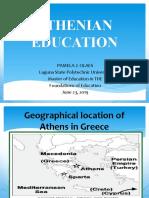 OLAES - Athenian Education