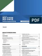 RX-V773_V673_Manual_German