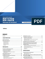 RX-V773_V673_Manual_Italian