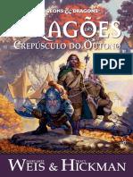Crônicas Vol. 1 — Dragões do Crepúsculo do Outono