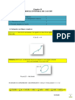 Chapitre II formule integrale de cauchy.pdf