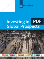 Investing in Global Prospects