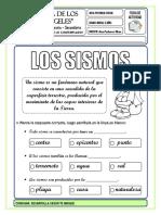 LOS SISMOS