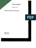 Bourdieu and International Relations theory