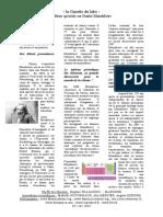 Gazette du Labo