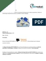 Mat_Medical_France_Bistouri_electrique_KENTAMED_1E