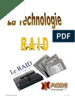 0. LA Technologie RAID - IMPORTANT POUR IMPRESSION