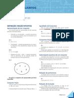 001-Matemática-1 - Conjuntos