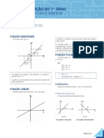 005-Matemática-1-Função do 1 Grau-Equações e Gráficos