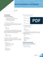 010-Matemática-1-Produtos Notáveis e Fatoração