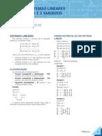 022-Matemática-1-SISTEMAS LINEARES  DE 2 E 3 VARIÁVEIS.pdf