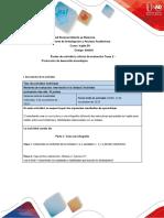 Activities guide and evaluation rubric - Unit 3 - Task 5 - Technology development Production.en.es
