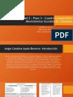 MOVIMIENTOS SOCIALES EN COLOMBIA .pptx