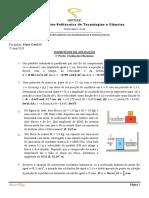 Lista de Exercicios FG II 2020