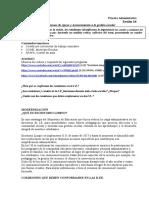 SESION 14 ORGANISMO DE APOYO Y ASESORAMIENTO DE LA GESTION ESCOLAR