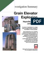 Haysville NFPA investigations