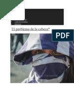 TIQQUN EL PROBLEMA DE LA CABEZA