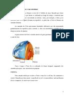 A formação da Terra e sua estrutura 1