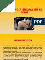 ABUSO SEXUAL EN EL PERU