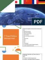 Live 8-Política Internacional