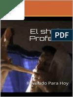 El shofar Profetico_ Revelado Para Hoy (Spanish Edition)