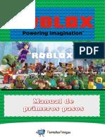 Roblox-manual-primeros-pasos