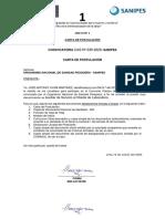 CAS N°039-2020-Auxiliar de Servicio al Cliente de Laboratorio