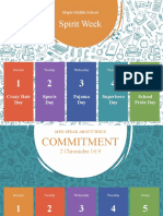 Commitment - MSAJ