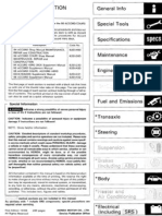 Honda Accord 2006 Manual Pdf