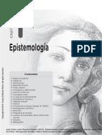 Lectura  Epistemología.